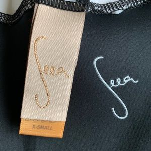 Seea Swimwear Swim - Seea Swimwear Lido one piece size x-small